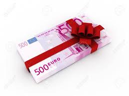 dinero regalo