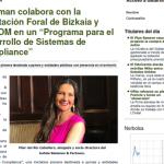 """Baleman colabora con la Diputación Foral de Bizkaia y ASCOM en un """"Programa para el desarrollo de Sistemas de Compliance"""""""